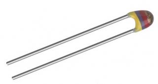 NTC 4.7K 5% B25/85 3977K bead, radial leads