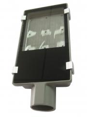 10-20W LED Str. Lamp Body Kit, 252x119x48