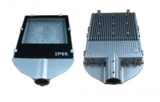40-50W LED Str. Lamp Body Kit, 380x226x50