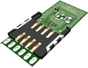 Range check adapter for DK-EVAL-04