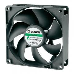 12VDC, 92x92x25mm, 2.0W, 87.50m3/h, 3000RPM