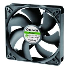 12VDC, 120x120x38mm, 2.9W, 158.01m3/h, 2100RPM