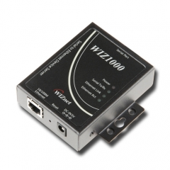 Serial-to-Ethernet; Interface: Ethernet, RS232; 5VDC