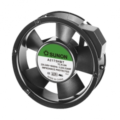 220VAC, 171x151x51mm, 25W, 344.9m3/h, 2800RPM; Alveolate мотор