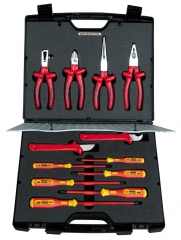 VDE Tool Set with 12 tools