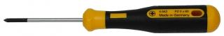 отвертка кръстата PZ размер 0, 60mm