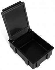 кутия за SMD елементи проводящa 10бр.