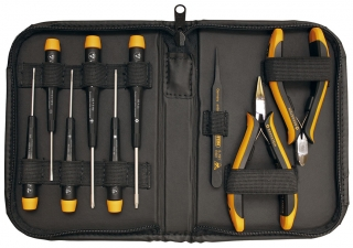 Service Set ACCENT with 9 conductive tools