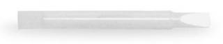Ceramic blade (Bit), 2.50 x 0.70 mm