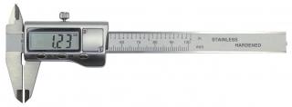 Miniature caliper square, 100 mm