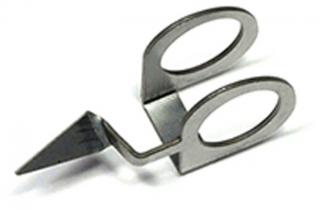 Wire lead catcher for side cutter TECHNICline, 12,5 mm head width