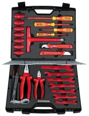 VDE Tool Set, with 24 tools