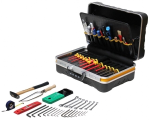 "Service Case ""SECURITY"" with 64 tools"