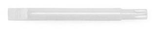 Ceramic blade (Bit), Cross 2.4 x 0.8 mm