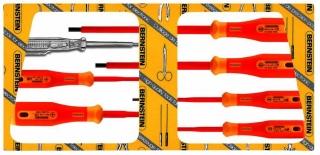 7-piece VDE screwdriver set