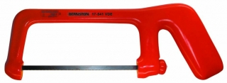 * Metal saw, 150 mm saw blade