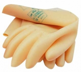 * Electrician?s protective gloves, size 9