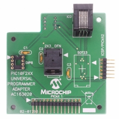 PICKIT 1 PIC10F2XX Universal Programmer Board