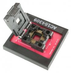 44L PLCC Socket Module for MPLAB PM3