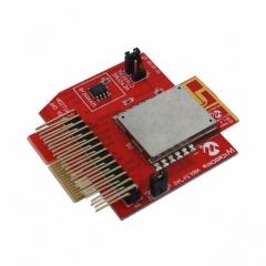MRF24J40MA PICTail Plus 2.4GHz RF Card