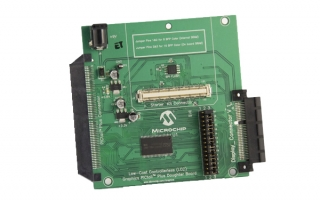Low-Cost Controllerless (LCC) Graphics PICtail Plus Board