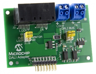 Lighting Communications Development Platform - DALI Adapter
