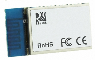 Bluetooth 2.1 class 2 surface mount module with built in antenna