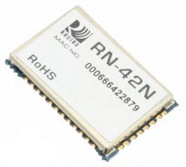 Bluetooth 2.1 class 2 surface mount module without antenna