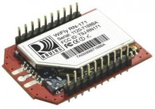 LP WI-Fi, TH, 802.11b/g, wire ant, 0-10dBm, 3-3.7V