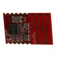 868MHz subGHz trans mod, 868MHz, 10 dBm, FSK, OOK  MIWI compatible