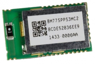 BM77SPPS3MC2-0007AA | Microchip | Bluetooth Modules | Online