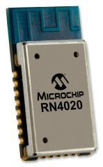 Bluetooth 4.1 LE module with built in antenna